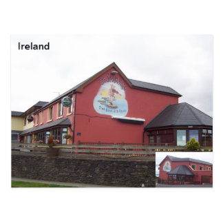 La barra de siete cerdos, Castlegregoey, Kerry, Postal