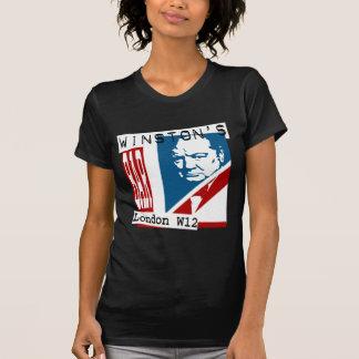 La barra de Winston Camiseta