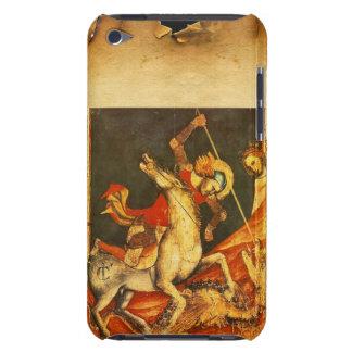 La batalla de San Jorge con el dragón Case-Mate iPod Touch Cárcasa