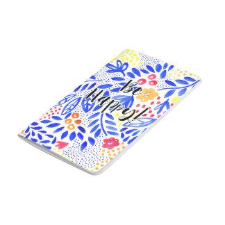 Cuaderno De Viaje La belleza sea diario feliz del bolsillo