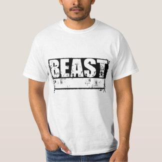 La bestia urbana camiseta