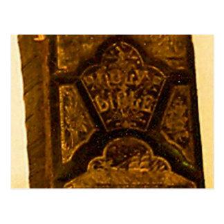 La biblia 1895 de la abuela postal