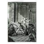 La boda de Figaro Tarjeta