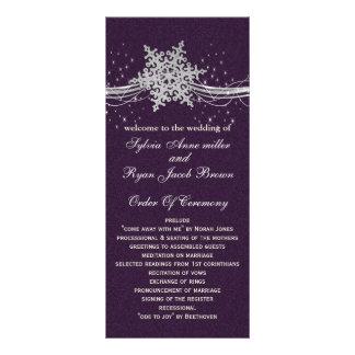 la bodas de plata púrpura programa longitud del té