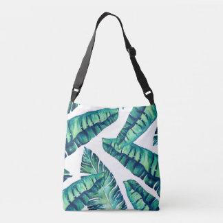 La bolsa de asas ajustable atractiva tropical