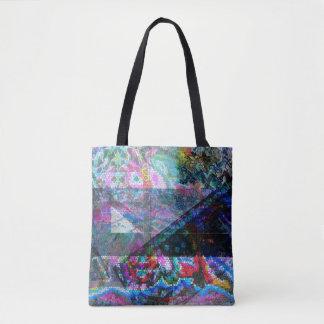 La bolsa de asas arquitectónica del mosaico