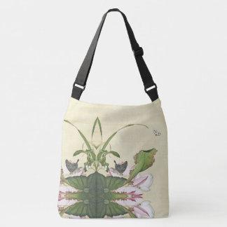 La bolsa de asas asiática de Waterlily de la
