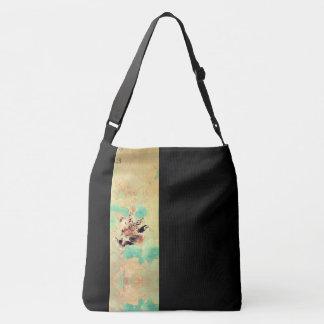 La bolsa de asas asiática del jardín del agua de