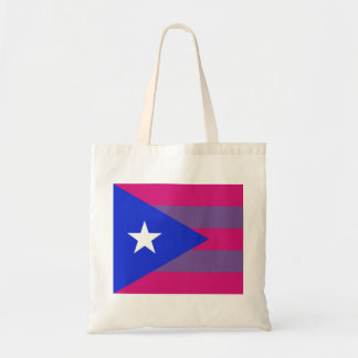 La bolsa de asas bisexual del orgullo