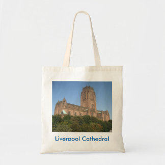 La bolsa de asas con la imagen de la catedral de