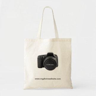 La bolsa de asas con Photocamera