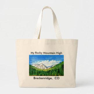 La bolsa de asas de Breckenridge CO los regalos de