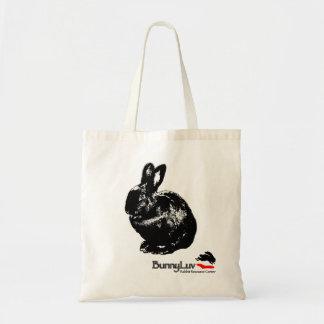 La bolsa de asas de BunnyLuv que ofrece a Ofelia