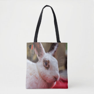 La bolsa de asas de BunnyLuv que ofrece Emma y a