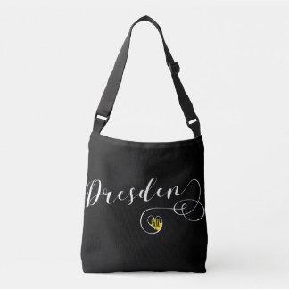 La bolsa de asas de Dresden del corazón, Alemania