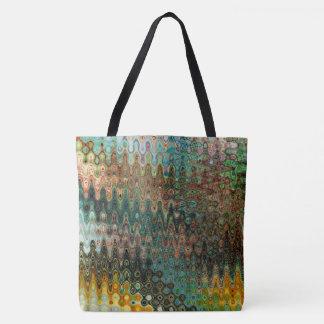 La bolsa de asas de Eden diseñada por el artista