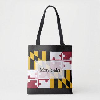La bolsa de asas de encargo de Marylander