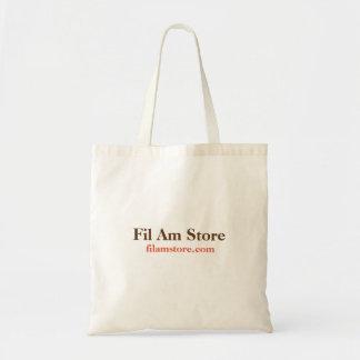 la bolsa de asas de FilAmStore.com