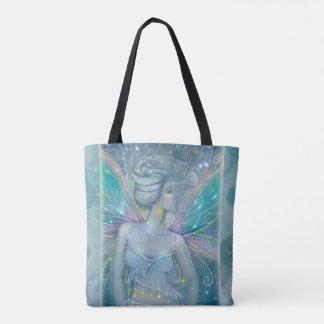 La bolsa de asas de hadas mística del arte de la