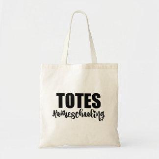 La bolsa de asas de Homeschooling de los totes