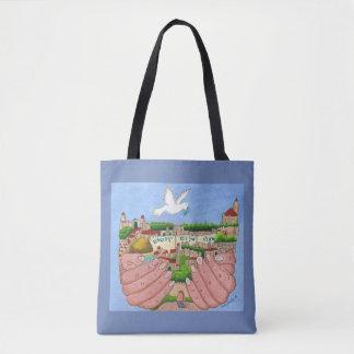 La bolsa de asas de Jerusalén