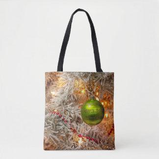 La bolsa de asas de la alegría del navidad