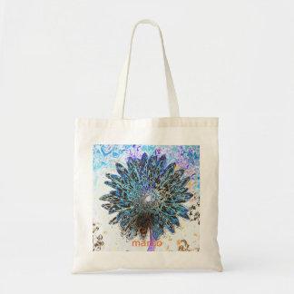 la bolsa de asas de la flor