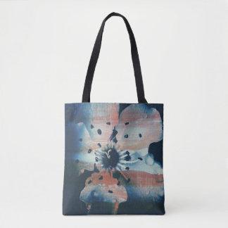 La bolsa de asas de la flor de la cereza