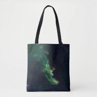 La bolsa de asas de la galaxia del espacio
