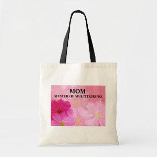 La bolsa de asas de la mamá