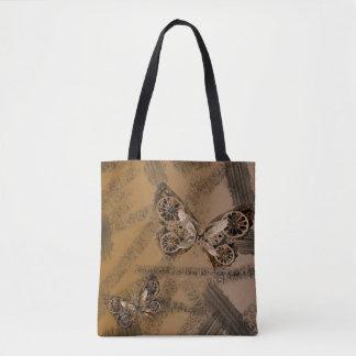 La bolsa de asas de la mariposa de SteamPunk