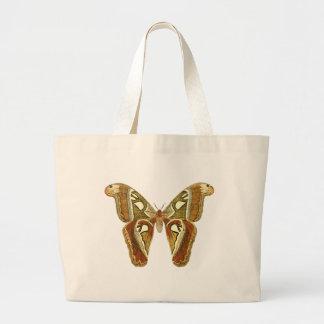 La bolsa de asas de la mariposa del vintage
