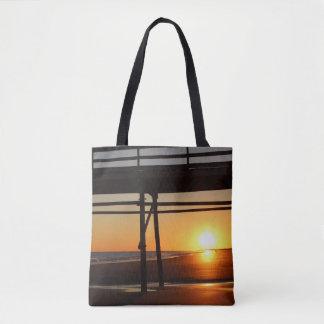 La bolsa de asas de la playa