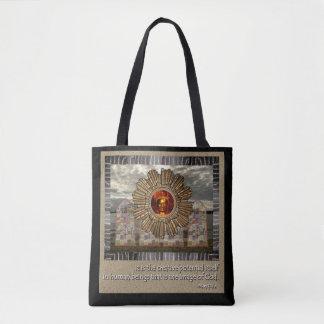 La bolsa de asas de la playa de la meditación con