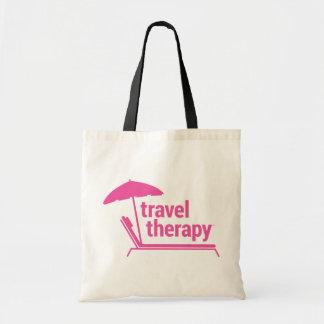 La bolsa de asas de la terapia del viaje