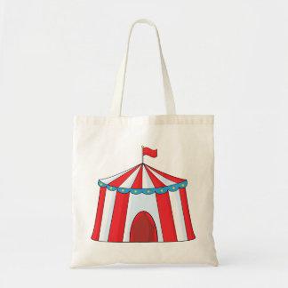 La bolsa de asas de la tienda de circo