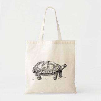 La bolsa de asas de la tortuga de la tortuga
