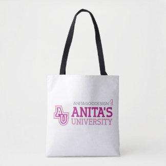 La bolsa de asas de la universidad de Anita