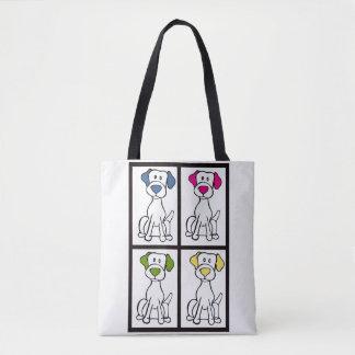 La bolsa de asas de Labrador
