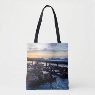 La bolsa de asas de los leones marinos #9 del