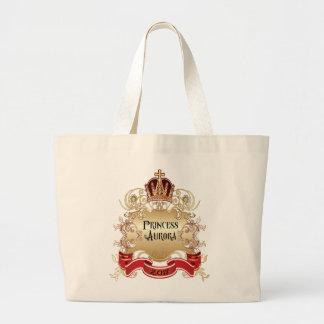 La bolsa de asas de princesa Aurora