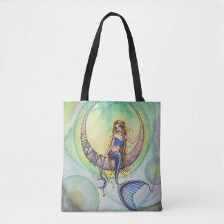 La bolsa de asas del arte de la fantasía de la