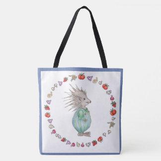 La bolsa de asas del bebé del erizo de Henry