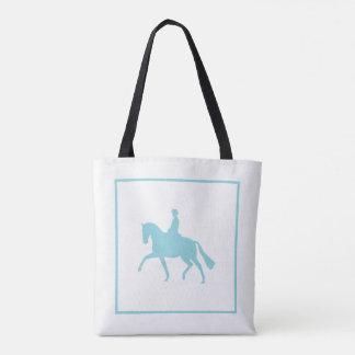 La bolsa de asas del caballo del Dressage