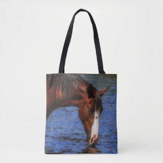 La bolsa de asas del caballo salvaje
