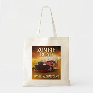 La bolsa de asas del camino del zombi