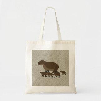 La bolsa de asas del Capybara