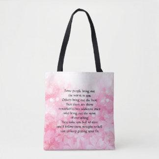 La bolsa de asas del chica del arco iris (mac