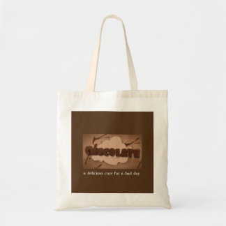 La bolsa de asas del chocolate