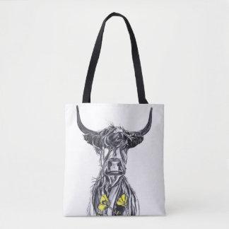 La bolsa de asas del Coo de la margarita